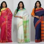 Lovely Linen Sarees That You Can't Stop Wearing!