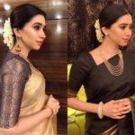This Celeb is Giving Us Some Serious Saree Goals