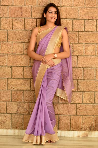 designer saree collections zari