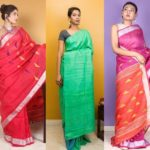 The Brand You Need To Know If You Love Khadi Sarees