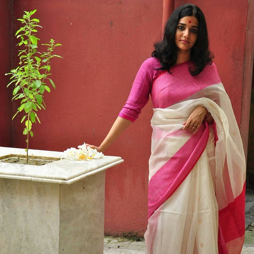 saree colors for office