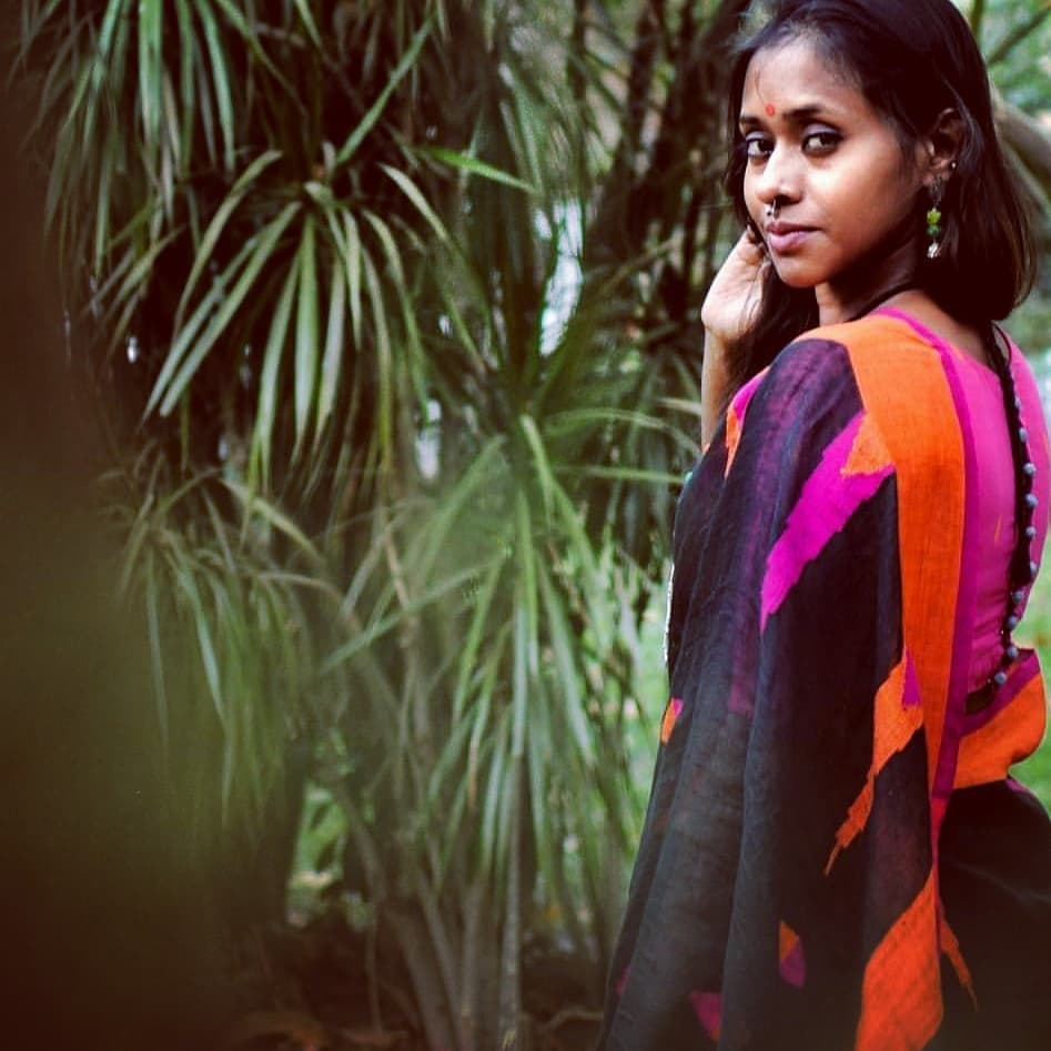 stylish handloom sarees