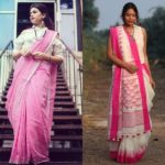 These Magical Linen Sarees Will Melt Your Heart