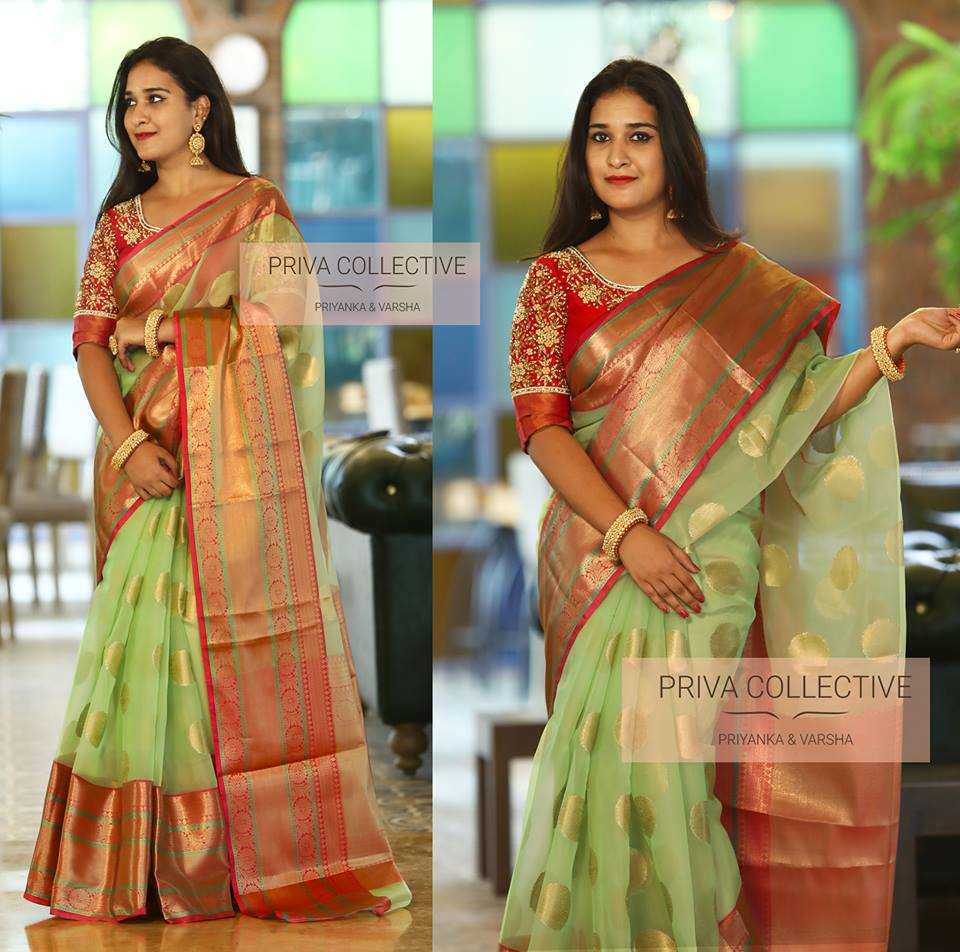 fba9056de8 Photo : Priva Collective big-bold-border-silk-sarees-shop-online (2)