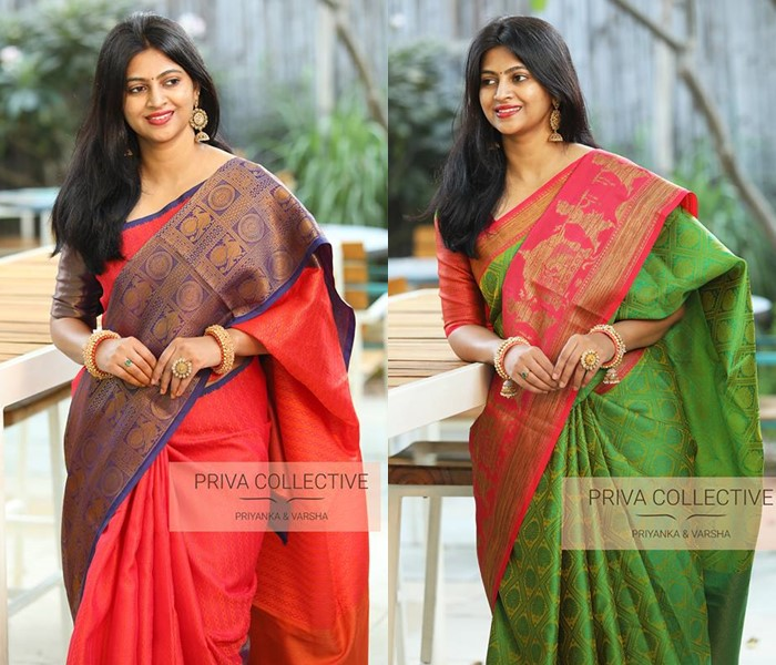 06bea69bb4 This Silk Saree Trend That Every One Will Wear This Year