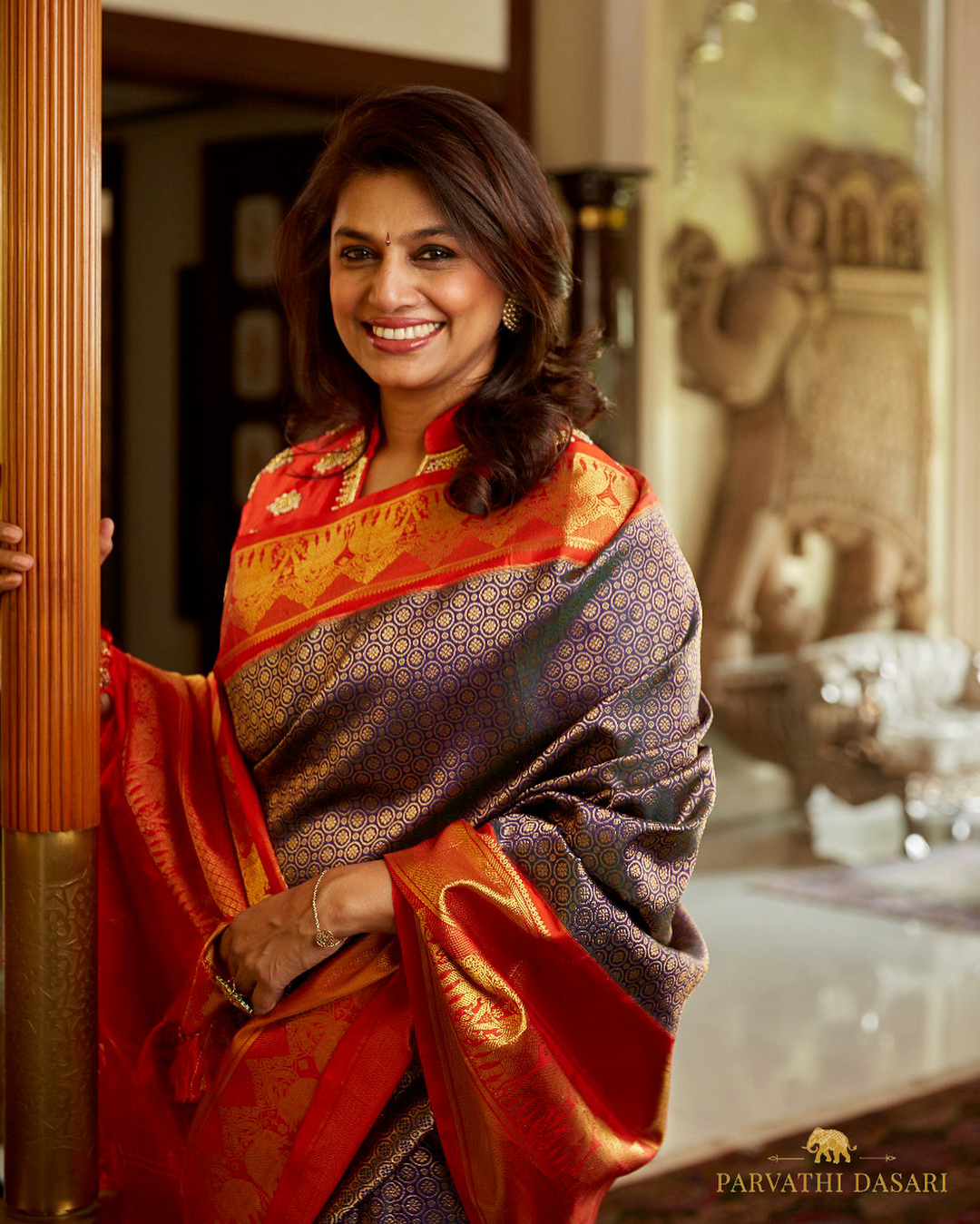 fresh-ways-to-style-silk-sarees-2019 (1)