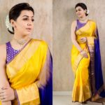 3 Fresh Ways To Style Your Silk Sarees