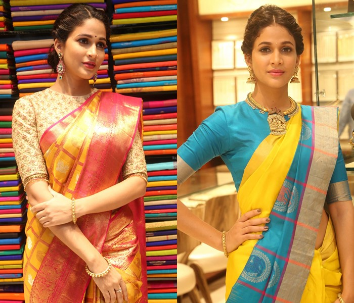 silk-sarees-with-high-neck-blouse-designs (2)