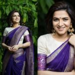 This is The Trending Blouse Style To Wear With Silk Sarees