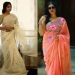 Fresh Floral Sarees To Wear This Season