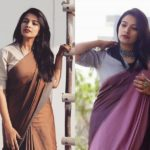 This Instagrammer Will Inspire You To Pick Sarees For Formal Wear