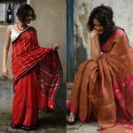 Inspiration To Style Simple Handloom Sarees In Uber Cool Ways