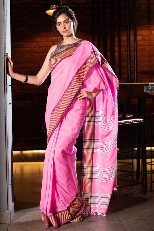 pom-pom-saree-designs-2019 (4)