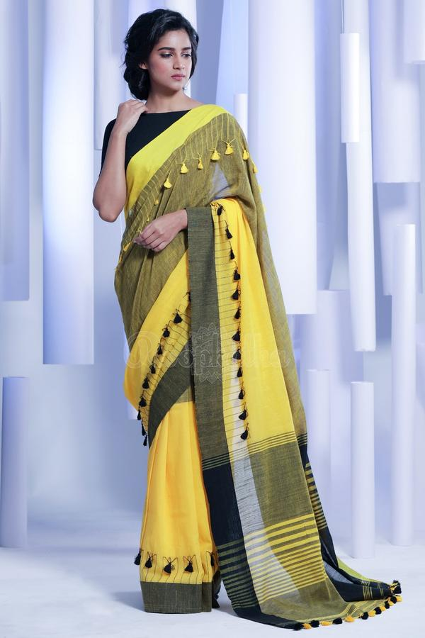 pom-pom-saree-designs-2019 (5)