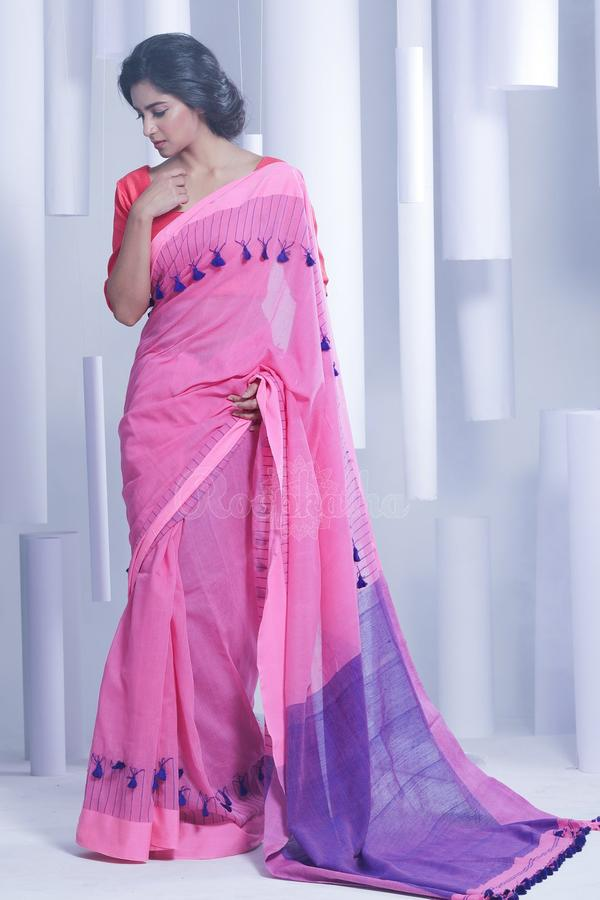 pom-pom-saree-designs-2019 (8)