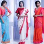Cool Pompom Trend That Can Make Simple Sarees Fancier!