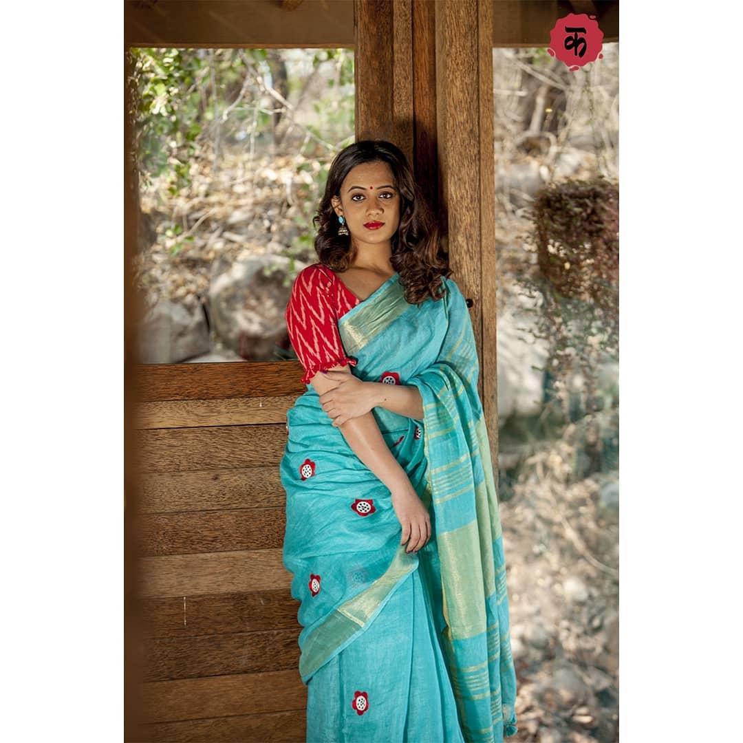 stylish-cotton-sarees (14)