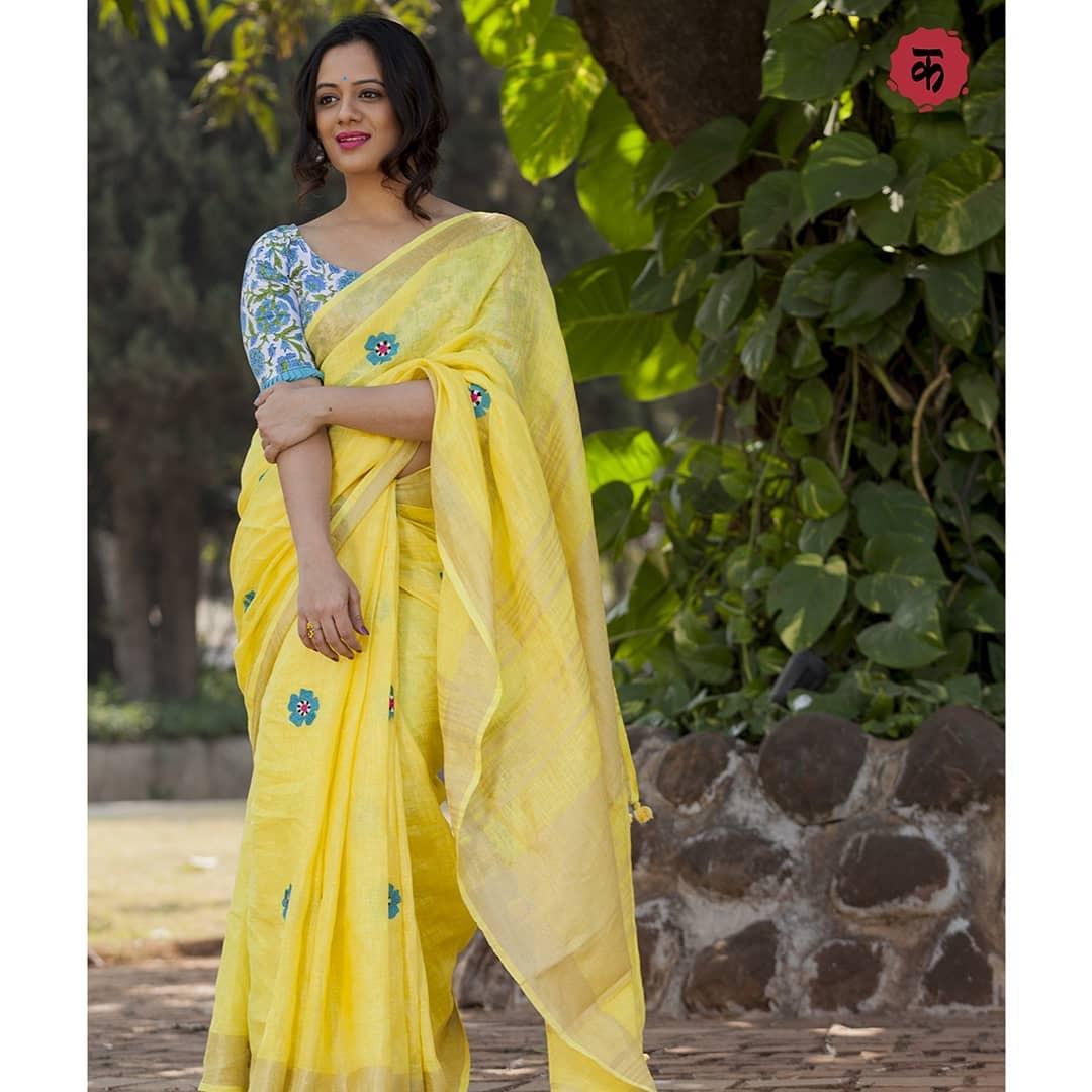 stylish-cotton-sarees (18)