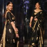 Aditi Rao Hydari's Black Saree Style is Beyond Stunning