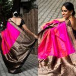 Striking Banarasi Sarees To Wear For Weddings & Parties