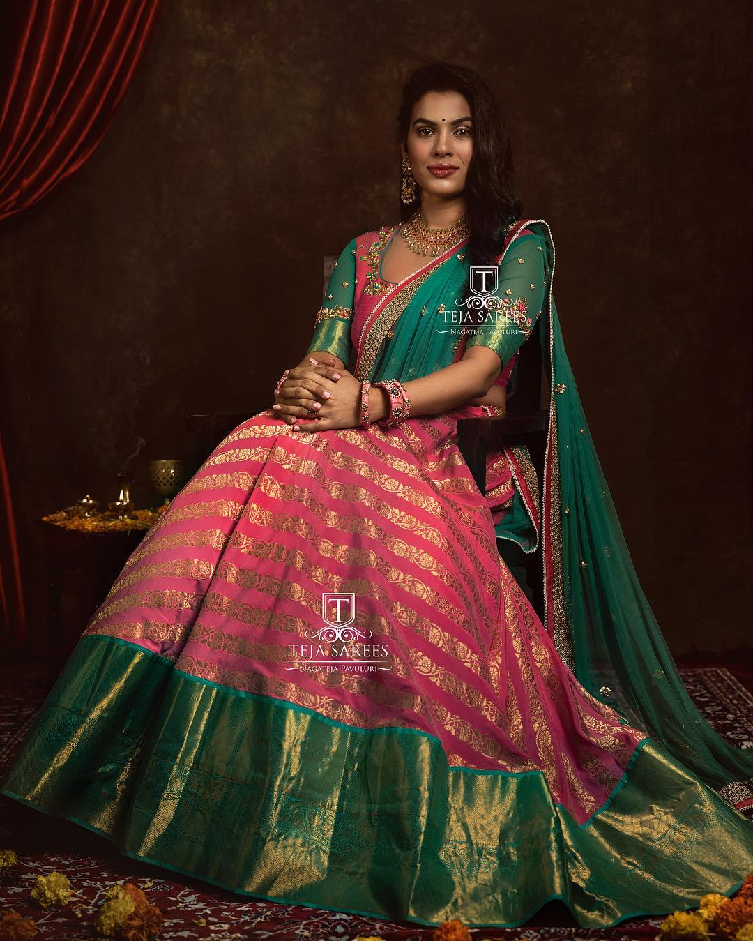 half-saree-designs-2019 (8)