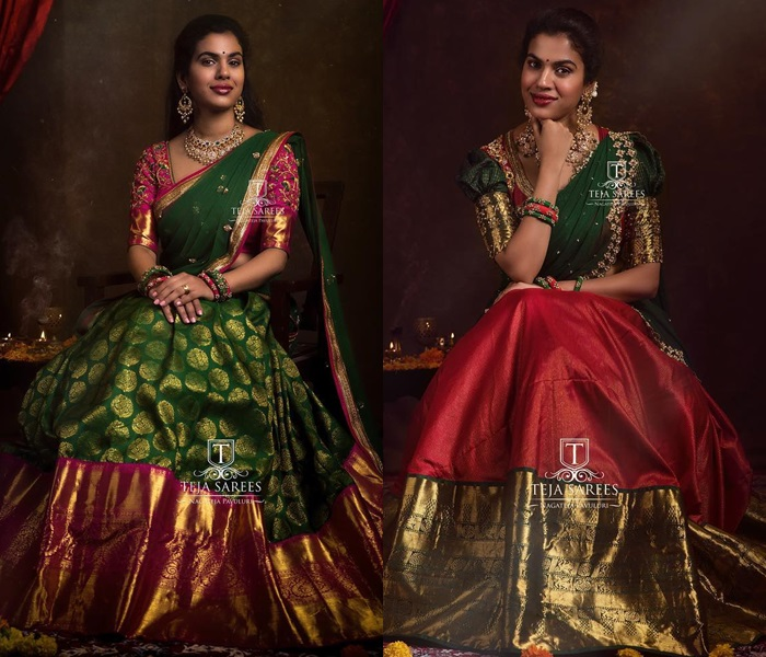half-saree-designs-2019 -feature-image