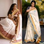 This Brand Sells Stunning Kerala Style Sarees Now