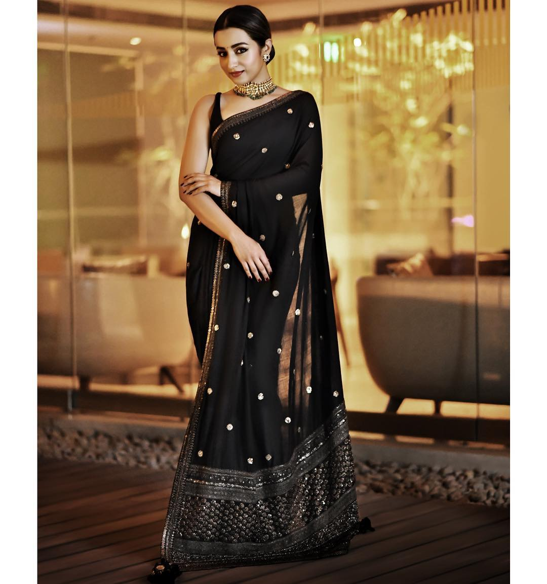 trisha-saree-2019 (5)