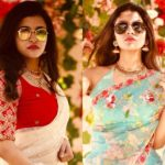 This Brand's Designer Sarees Are Incredibly Gorgeous