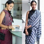 Proof : Formal Wear Sarees Can Look Super Cool With Right Bags