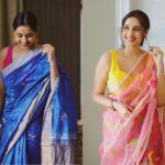 She Shows How To Put Together A Perfect Saree Look!