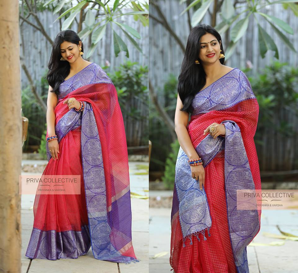light-weight-party-wear-sarees-2019 (2)