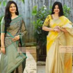 Shop The Light Weight Party Wear Sarees Of This Season