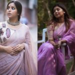 The Art of Wearing Humble Plain Sarees