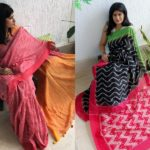 This Brand Has Simple Summer-Friendly Sarees