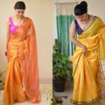 This Brand's Sarees Will Earn You Compliments This Summer!