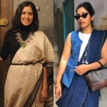 Instagrammers Shows Irresistible Ways To Drape Sarees