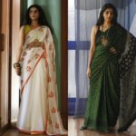 Gorgeous Minimalistic Saree Designs For This Summer