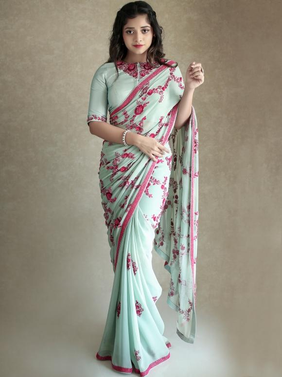 summer-floral-sarees (1)