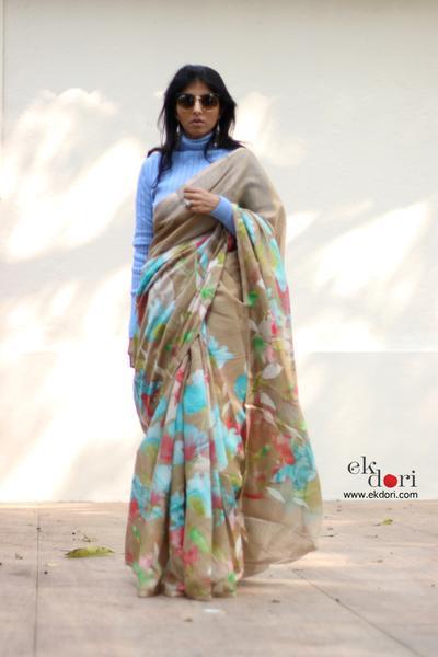 summer-floral-sarees (4)