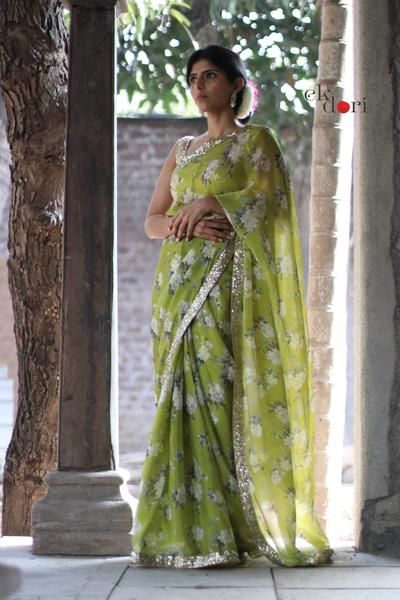 summer-floral-sarees (5)