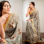Fresh Ways To Style Your Floral Sarees