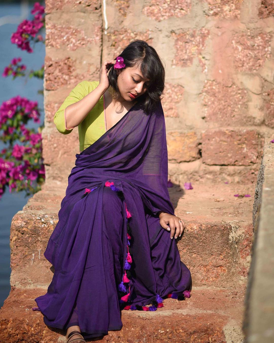 tips-to-style-your-cotton-sarees (12)