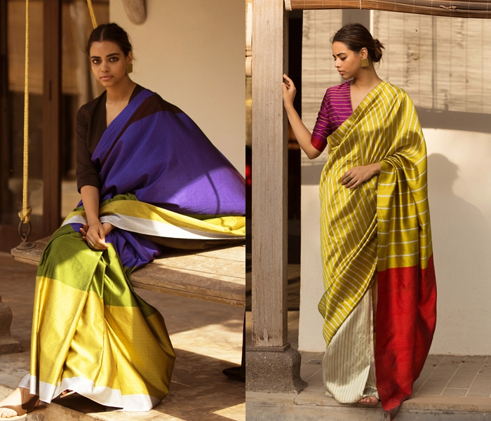 Meet The Most Gentle Silk Sarees From This Leading Designer