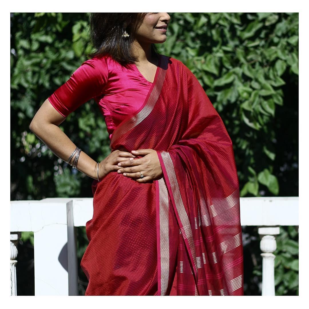 simple-stylish-sarees-eco-loom (7)