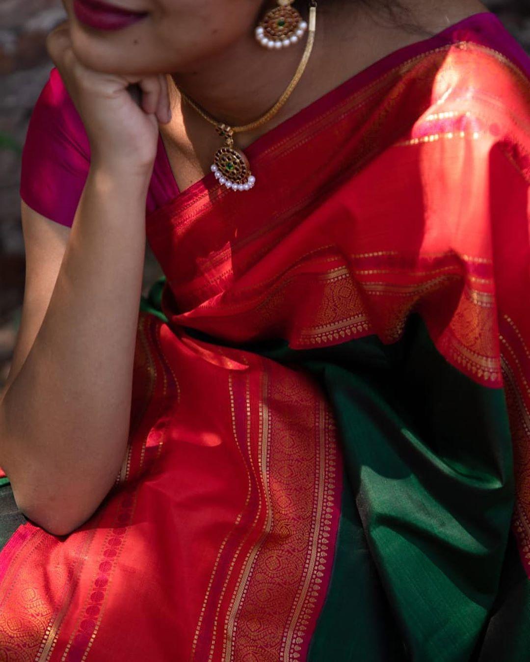 Kanjivaram sarees online(7)