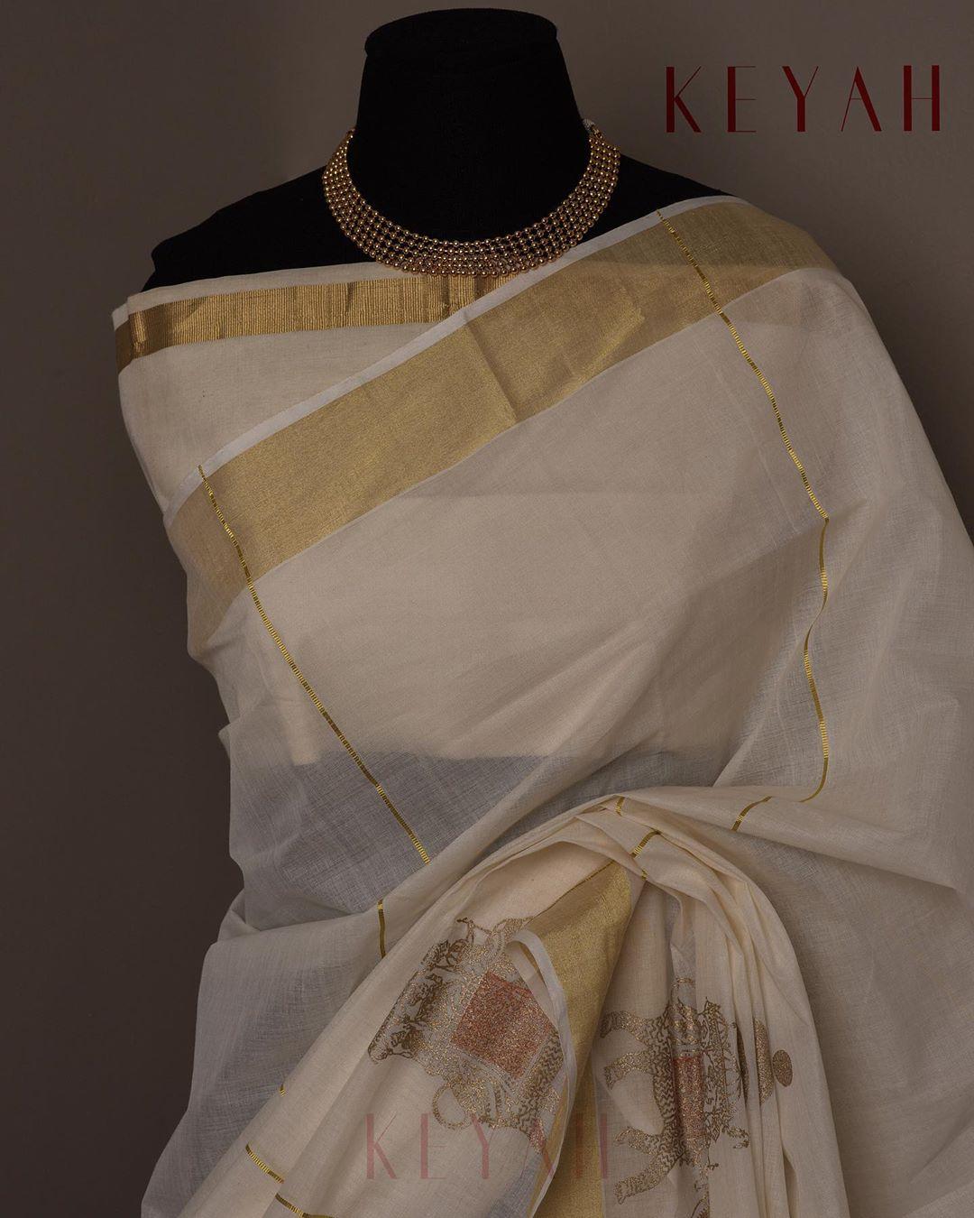 Kerala Silk Saree(1)
