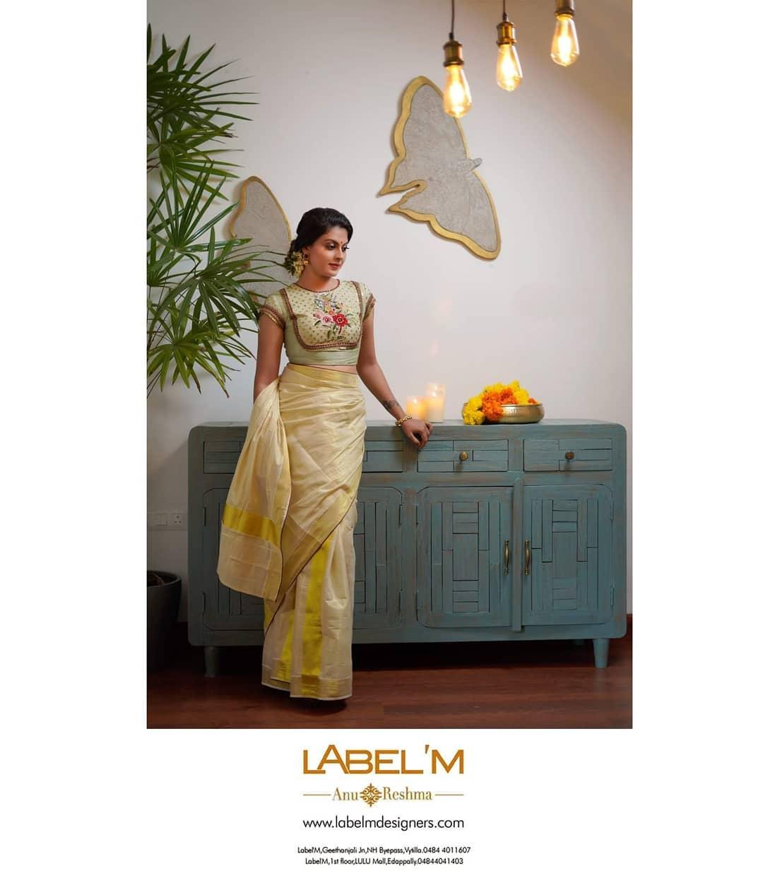 Kerala Silk Saree(11)