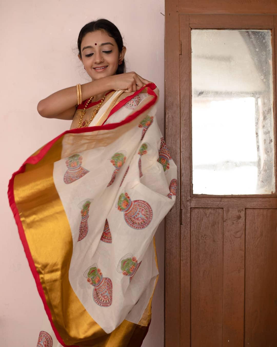 Kerala Silk Saree(16)