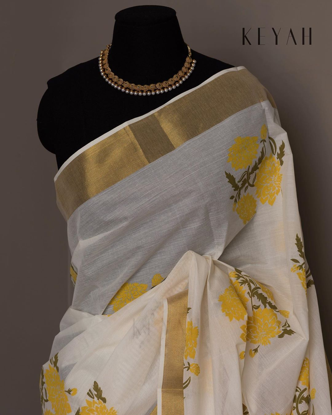 Kerala Silk Saree(3)